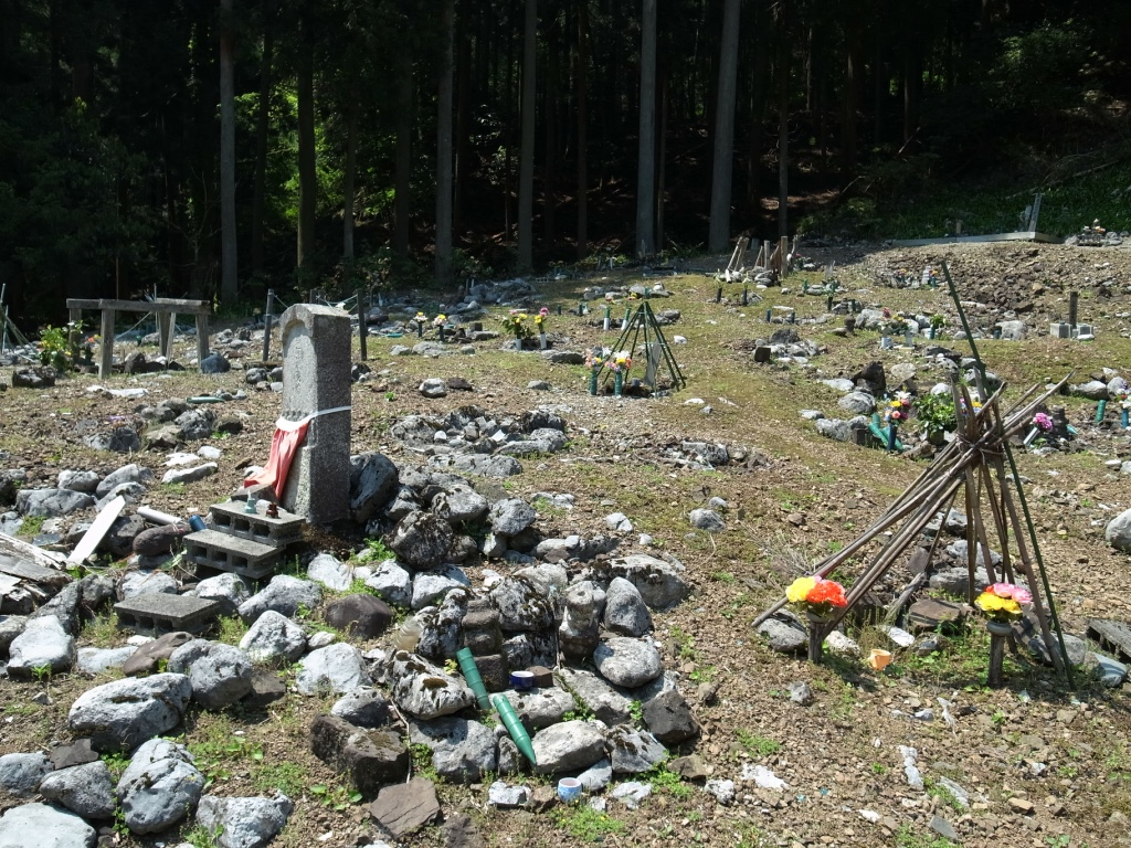 河内のお墓