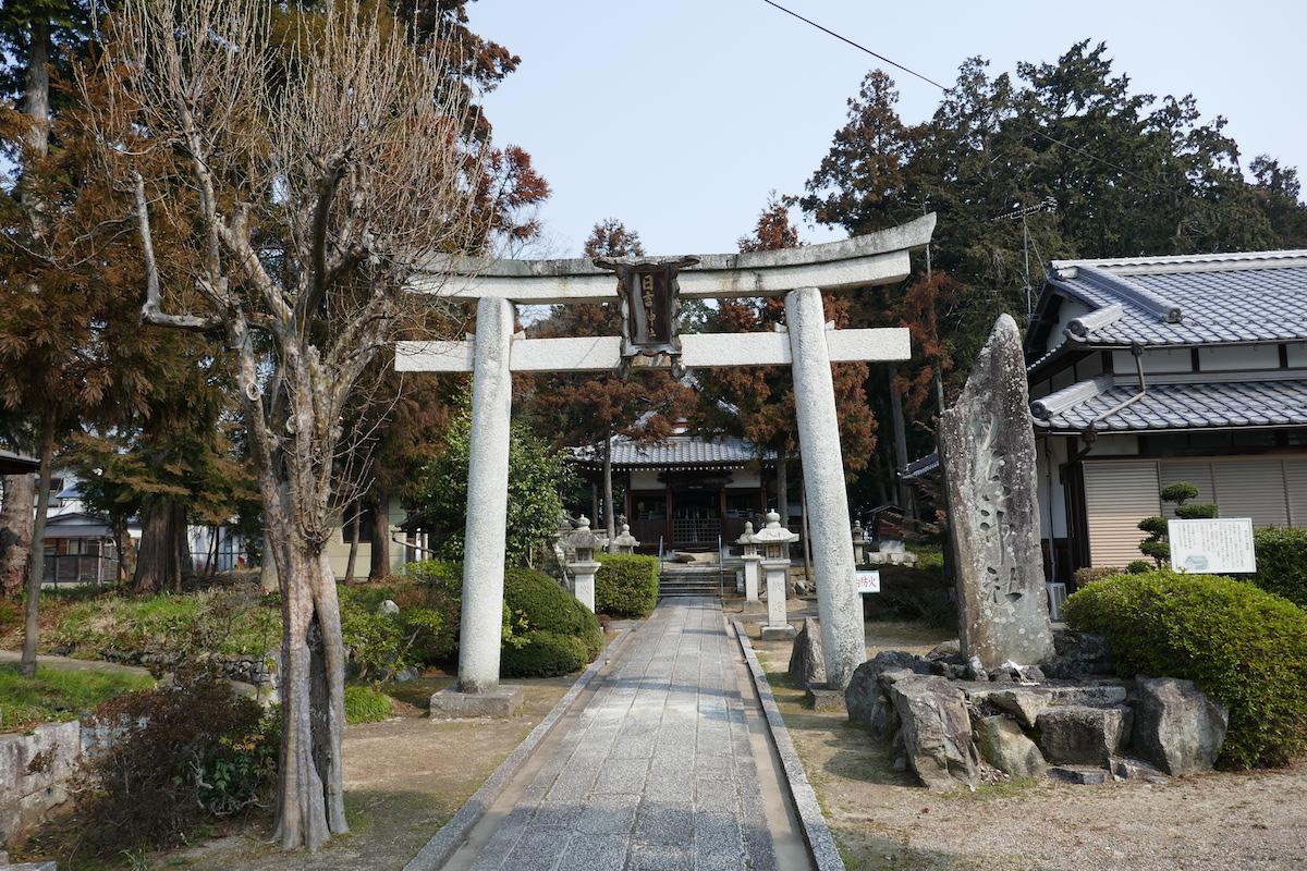 今堀神社1