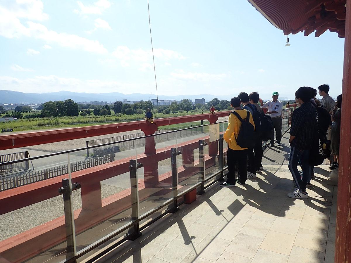 平城宮跡の見学