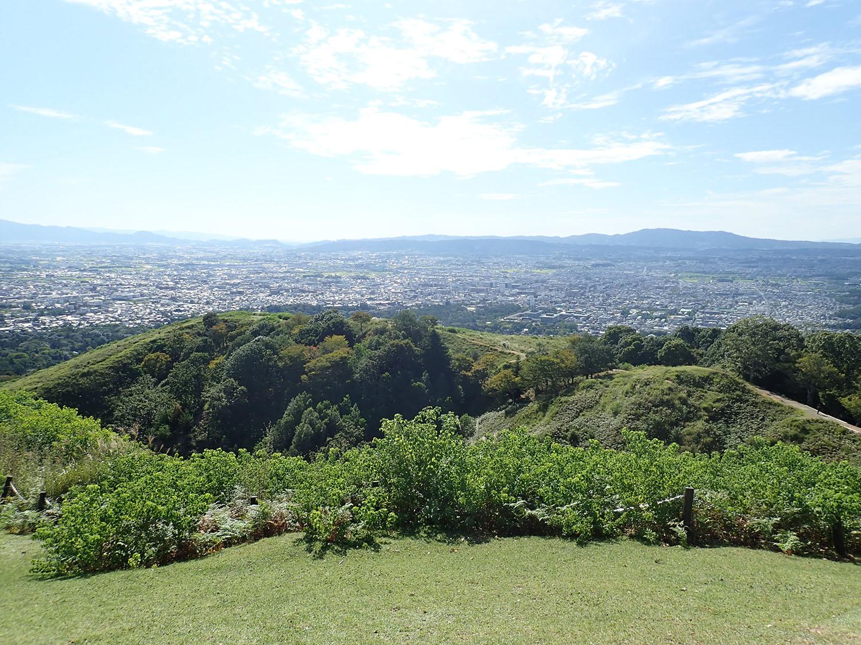 若草山の眺望景観