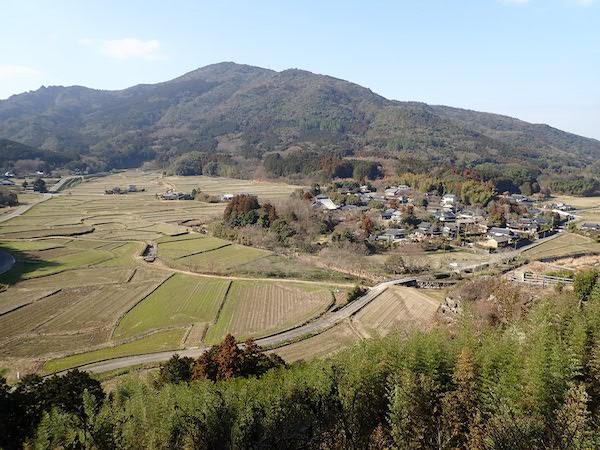 大分県の田染荘