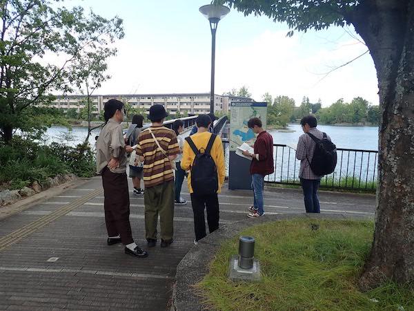 奈良県あやめ池遊園地跡地