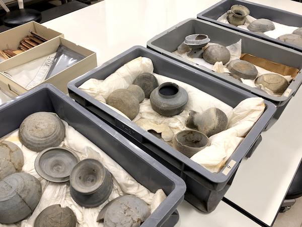 考古学実習1